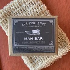 Los Poblanos Soap Set - Man Bar