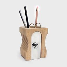 Pencil Sharpener Desk Tidy Holder