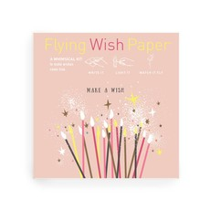 New Year  Paper Flying Wish Kit