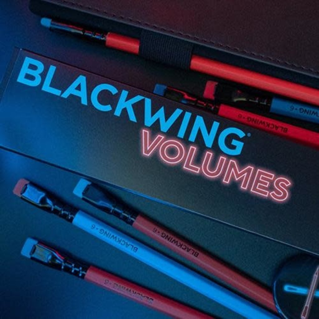 Blackwing  Vol. 6: Independent Business Pencils