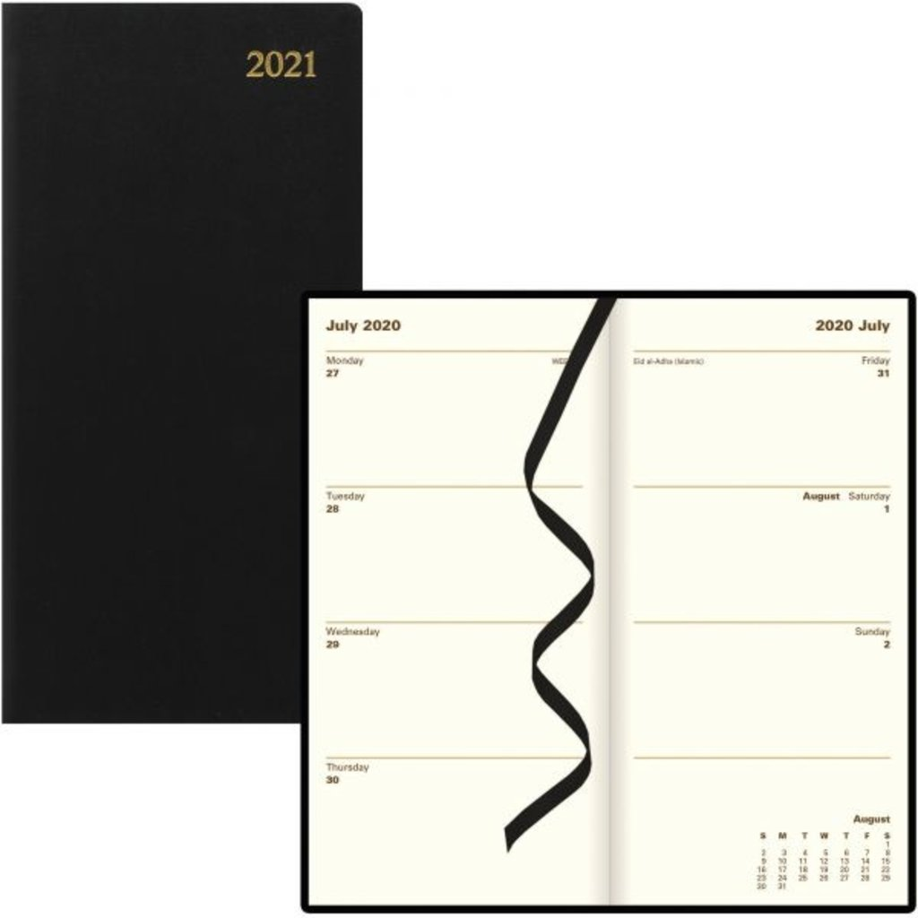 Letts of London Letts of London 2021 Legacy Pocket Week to View Planner