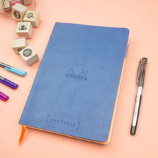 Rhodia RHODIA GOALBOOK DOT A5 Assorted Colors