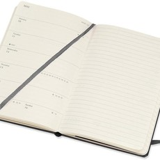Moleskine 2021 Weekly Planner 12M Pocket Black