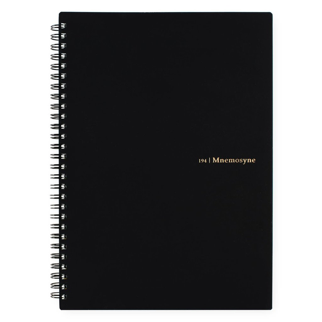 Mnemosyne Mnemosyne N194A B5  notebook