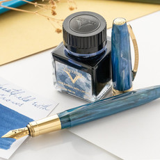 Van Gogh Wheat Field with Crows Fountain Pen