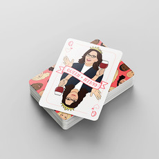 30 Rock Playing Cards