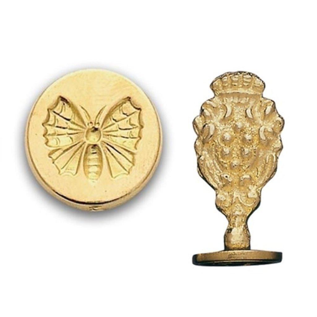 Butterfly  Brass Wax Seal