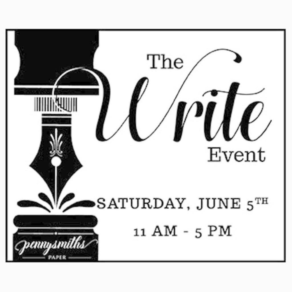 THE WRITE EVENT