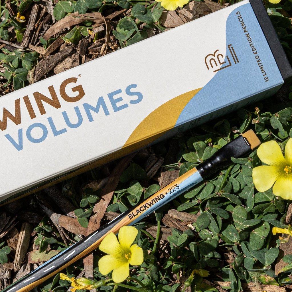 Blackwing Palomino Blackwing Volume 223 Woody Guthrie Pencil Set/12