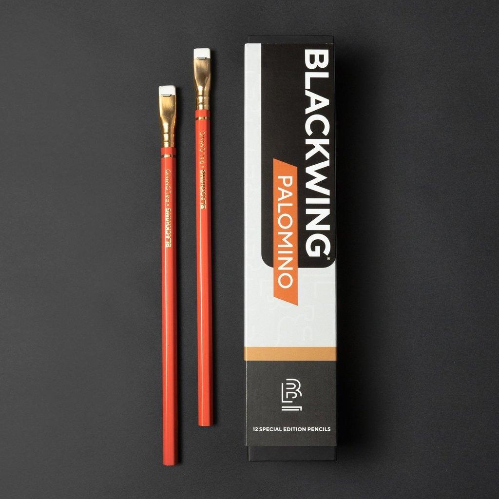 Blackwing Palomino Blackwing Palomino Orange 12 Pencils EF