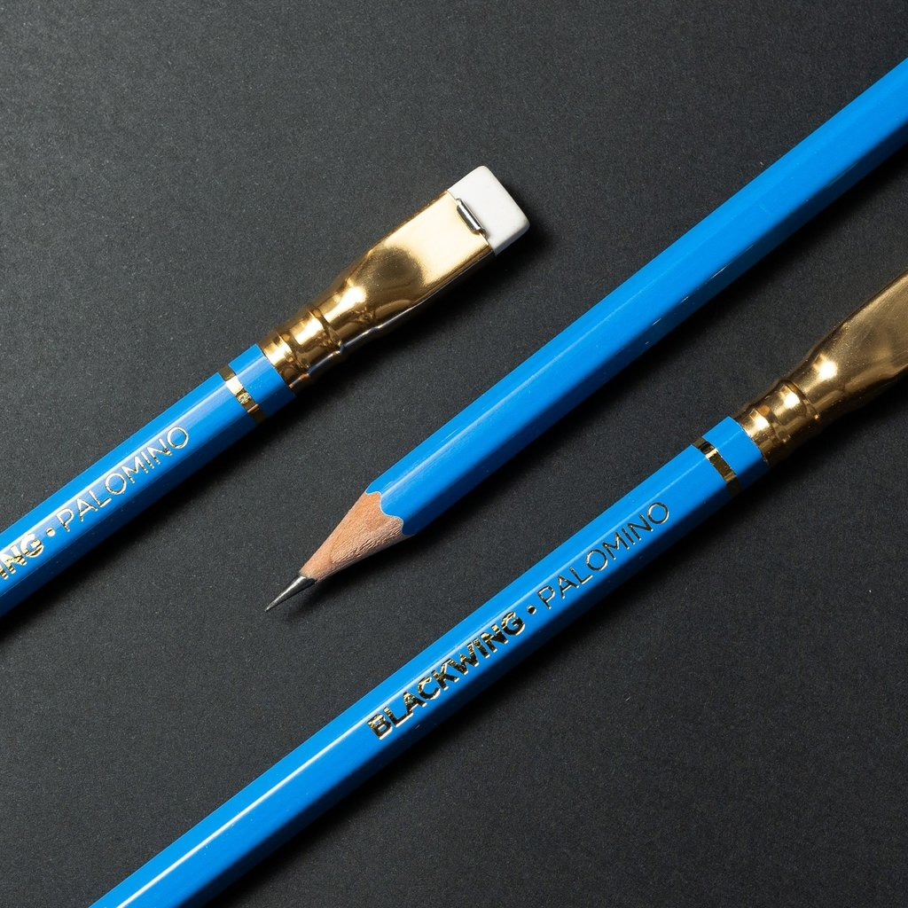 Blackwing Palomino Blackwing Palomino Blue 12 Pencils EF