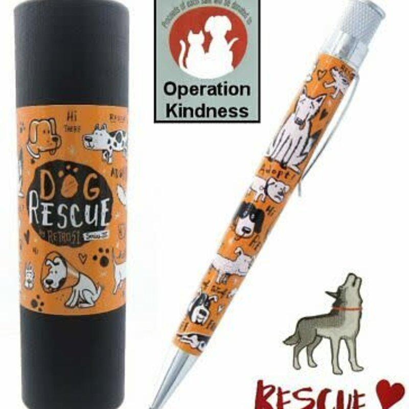 Retro 51 Dog Rescue Tornado Pen by Retro 51