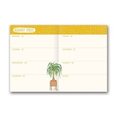 Plant Addicts Monthly Pocket Planner