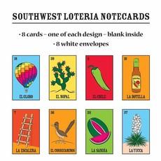 Southwest Loteria Notecards