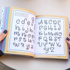 Cute Hand Lettering Book