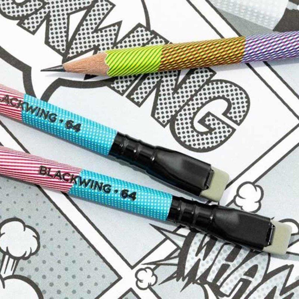 Blackwing Palomino Blackwing Vol. 64 Comic Book 12 Pack Pencils
