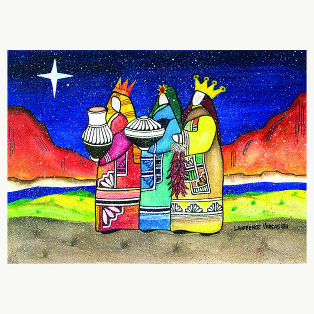 Three Kings Christmas Cards
