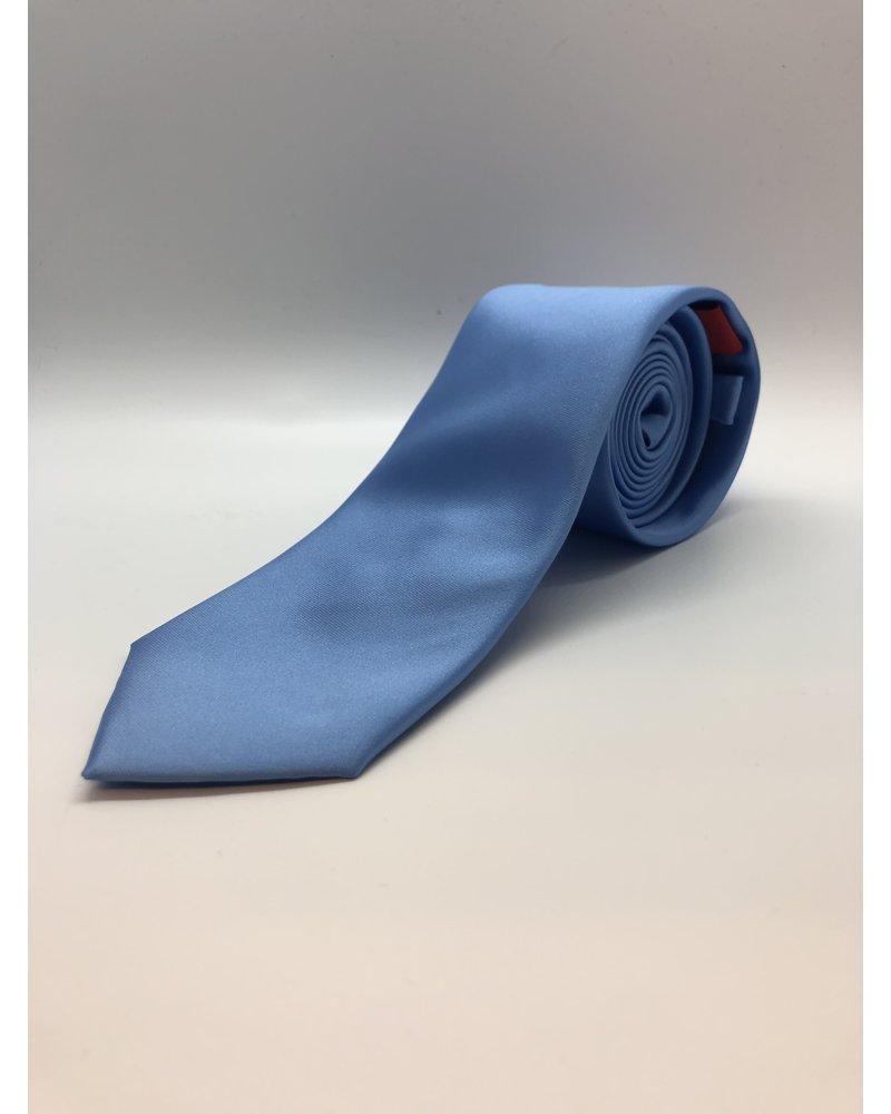 Solid  Skinny Tie