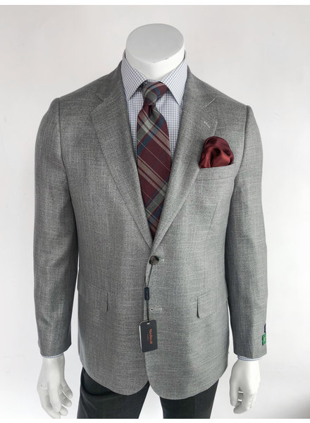Max Davoli Lt. Grey Sport Coat