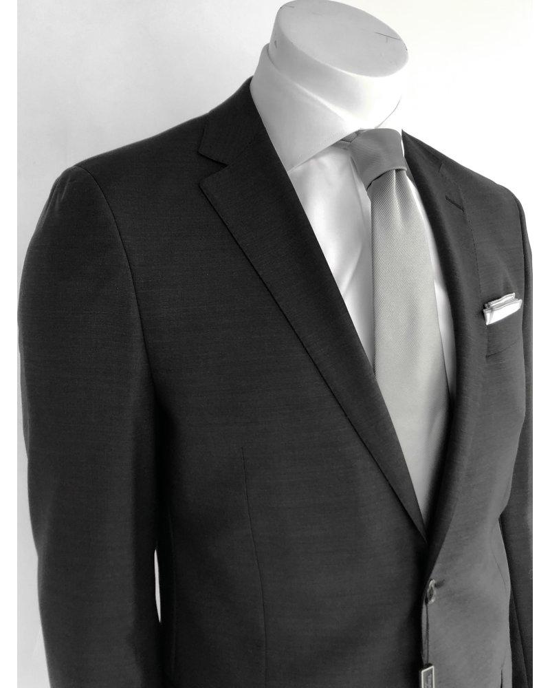 Tiglio Tiglio Novello Charcoal Modern Fit Suit