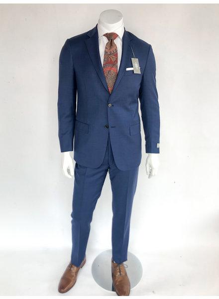 Hart Schaffner Marx New York Fit Blue Suit