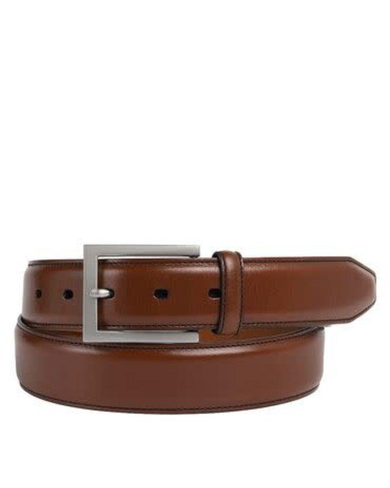 Johnston & Murphy Johnston & Murphy Tan  Dress Belt