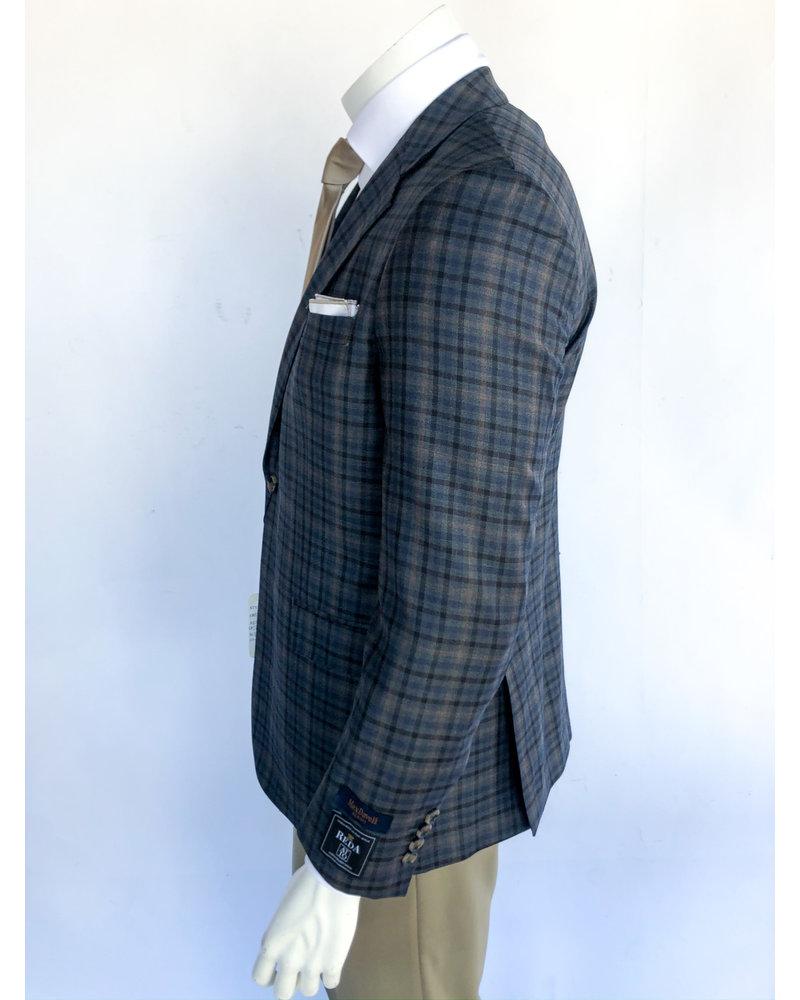 Max Davoli Max Davoli  Grey Multi Sport Coat
