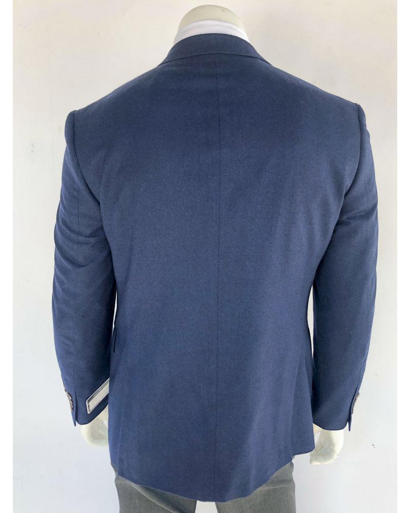 Halberstadt's Platinum Navy Melange Sport Coat