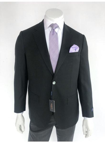 Max Davoli Black Sport Coat