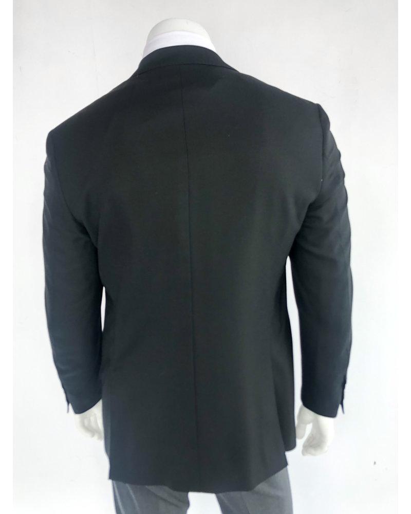 Max Davoli Max Davoli Black Sport Coat