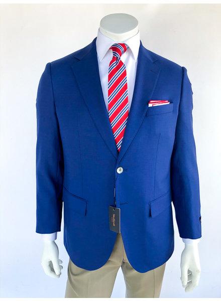 Max Davoli French Blue Sport Coat