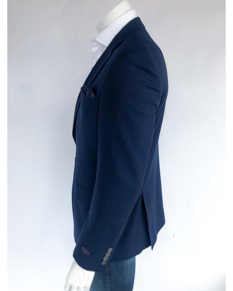 Max Davoli Max Davoli Dark Blue Sport Coat
