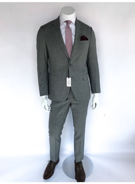 Trend Lt. Grey Sharkskin Suit