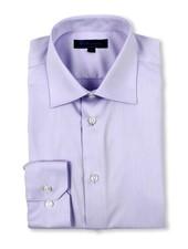 Blu by Polifroni Lavender Dress Shirt