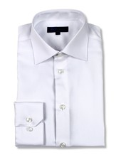 Blu by Polifroni White Dress Shirt