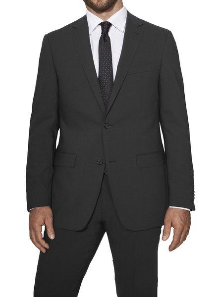 S Cohen Classic Fit Grey  Smart Suit