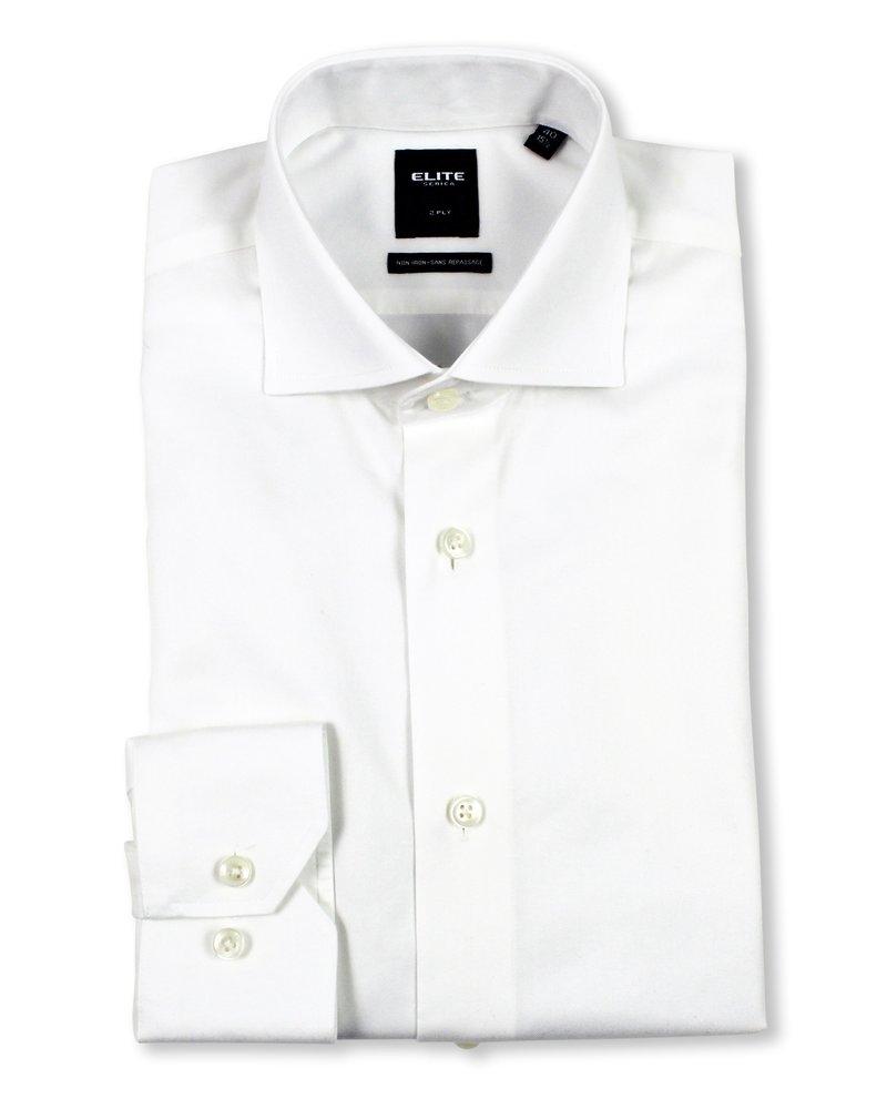 Serica Serica Elite Ecru Dress Shirt