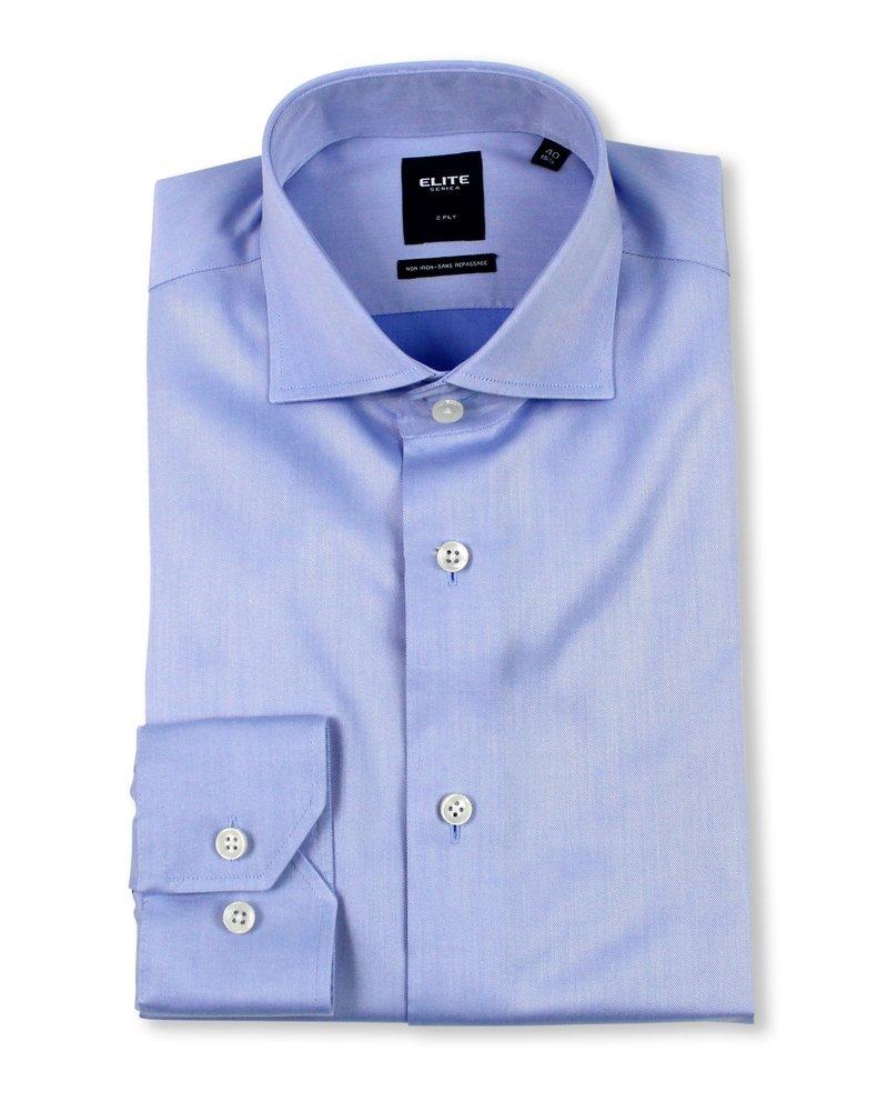 Serica Serica Elite Blue Dress Shirt