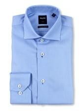Serica Elite Textured Blue Dress Shirt