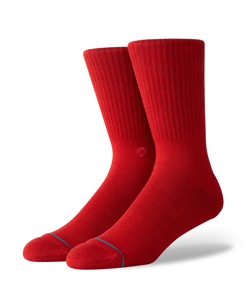 Stance Stance Red Icon Socks