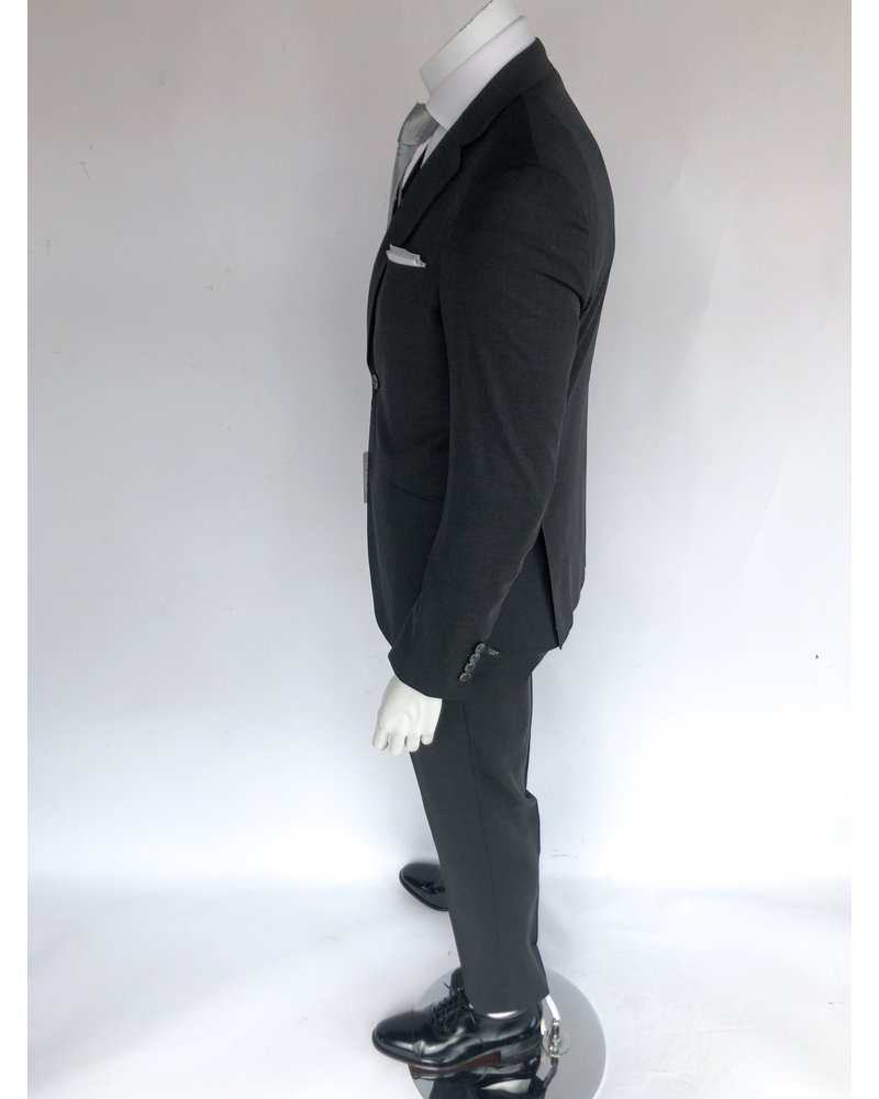Trend Trend Charcoal Suit