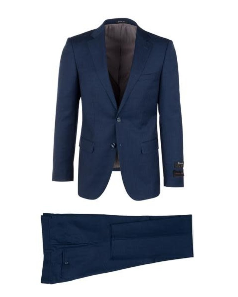 Tiglio TIglio Porto Blue Sharkskin Suit