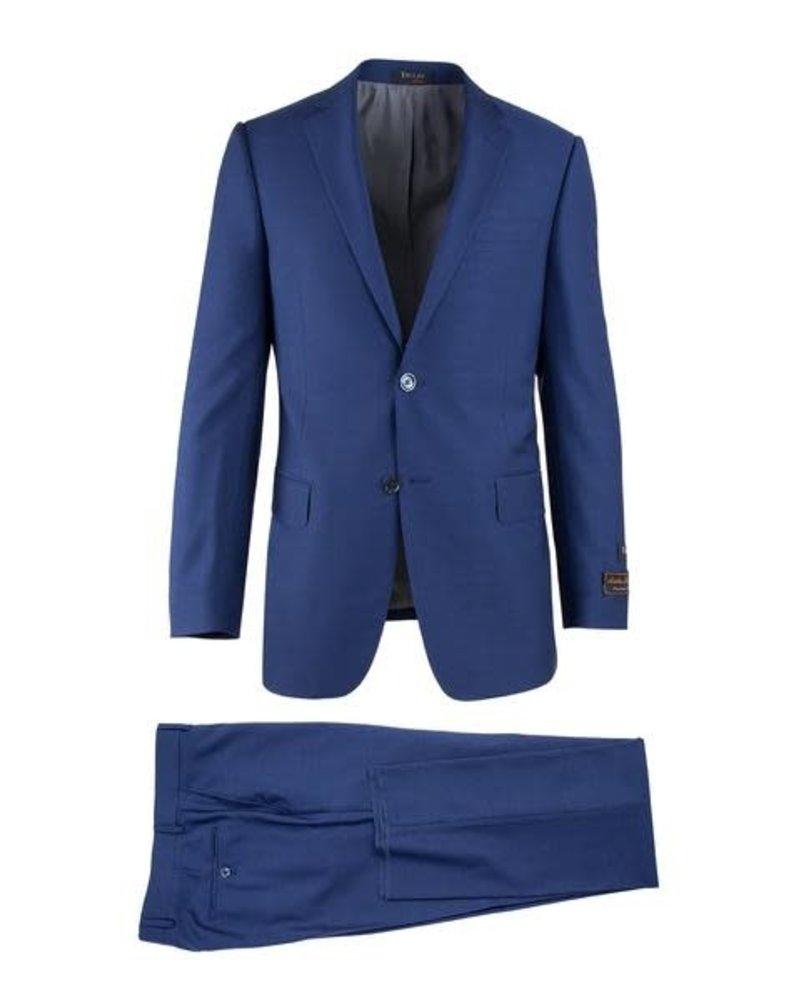 Tiglio Tiglio Novello French Blue Modern Fit Suit