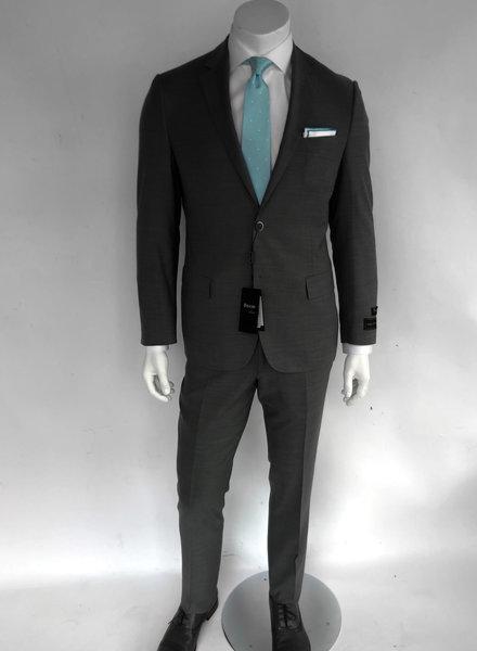Tiglio Novello Grey Modern Fit Suit