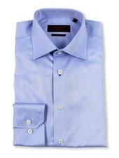 Serica Classic Powder Blue Dress Shirt