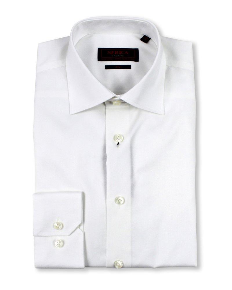 Serica Serica Classic Ecru Dress Shirt