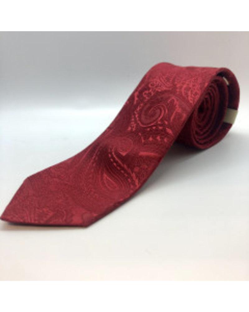 Serica Serica Paisley Tie Red