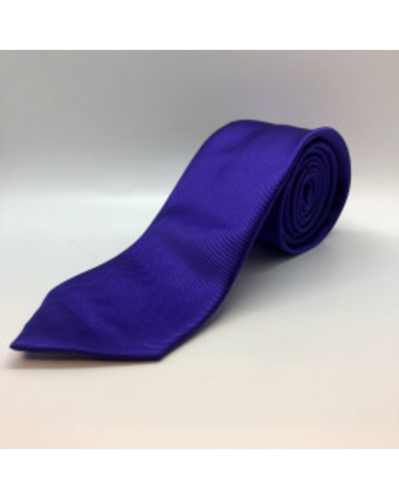 Tie Antonia Royal Purple