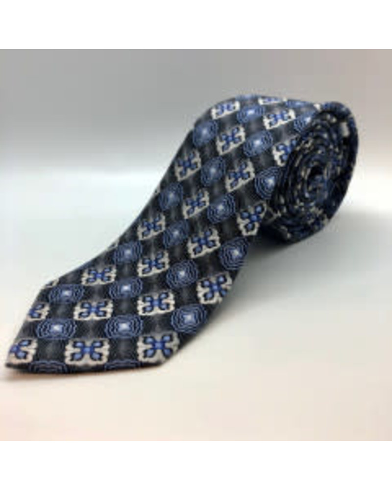 Lily Pad Tie Black