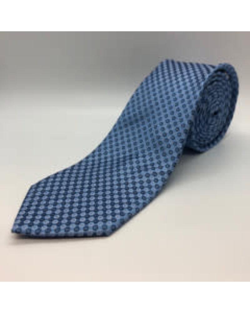 Mini Half Moon Tie Lt. Blue